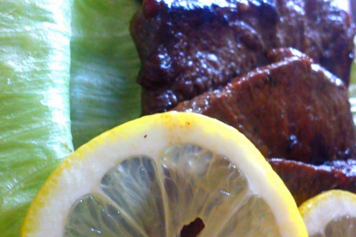 stek wołowy