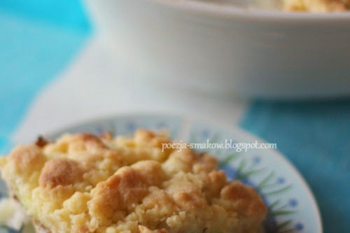 ryż zapiekany z jabłkiem