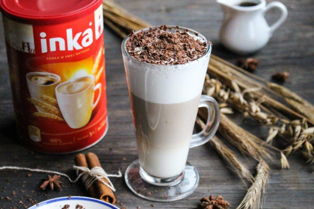 latte z inki