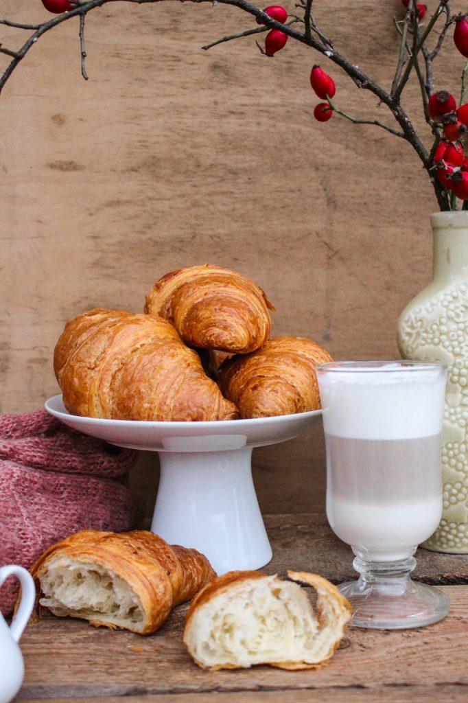 przepis na dobre croissanty