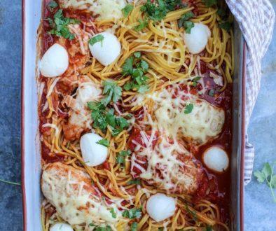 kurczak parmigiana