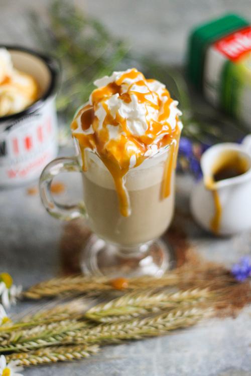mrożone cappuccino