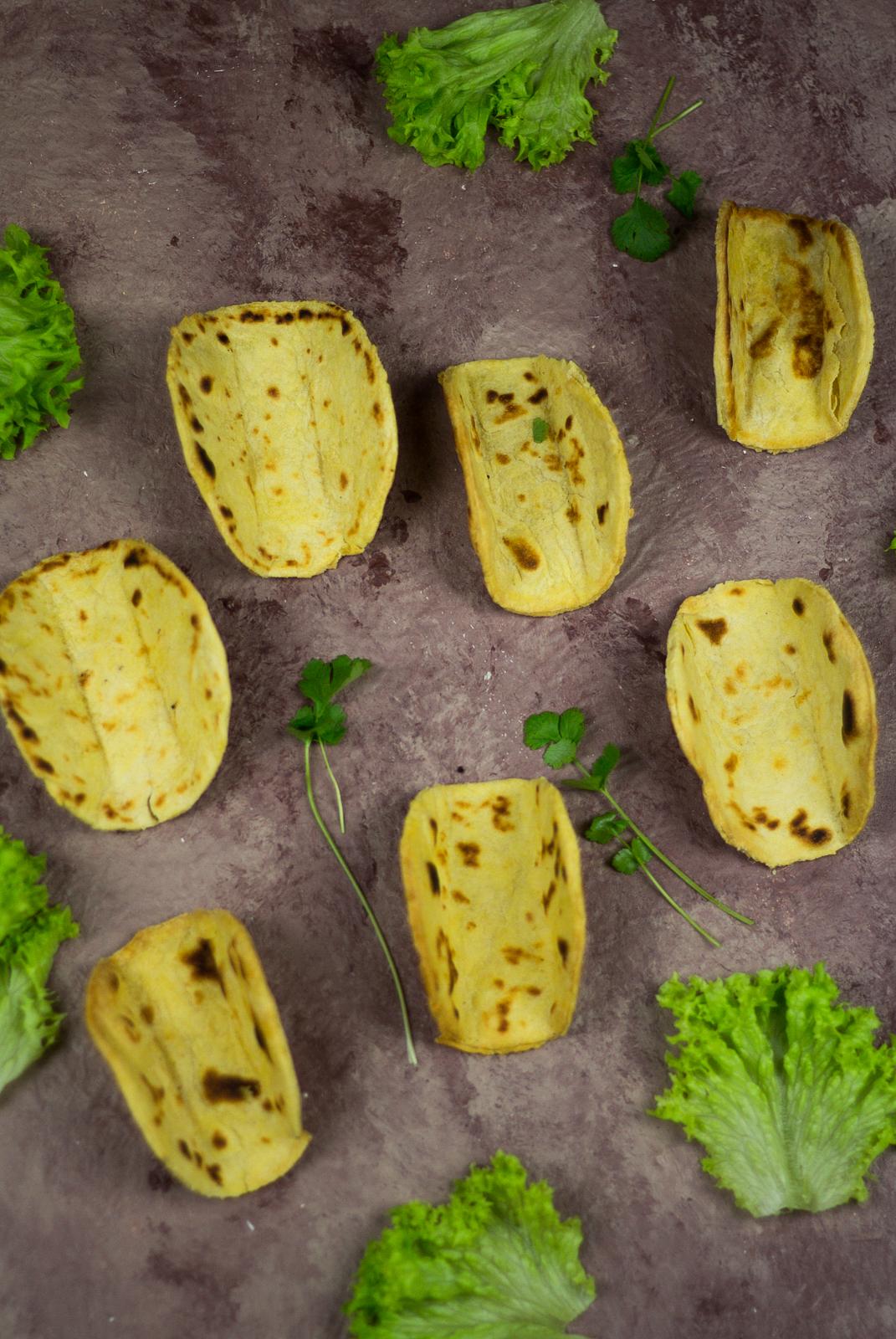 placki do tacos